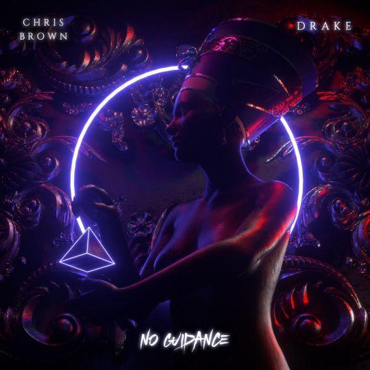 Coverafbeelding Chris Brown & Drake - No Guidance