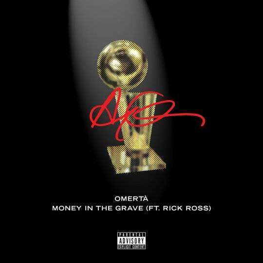 Coverafbeelding Drake feat. Rick Ross - Money in the grave