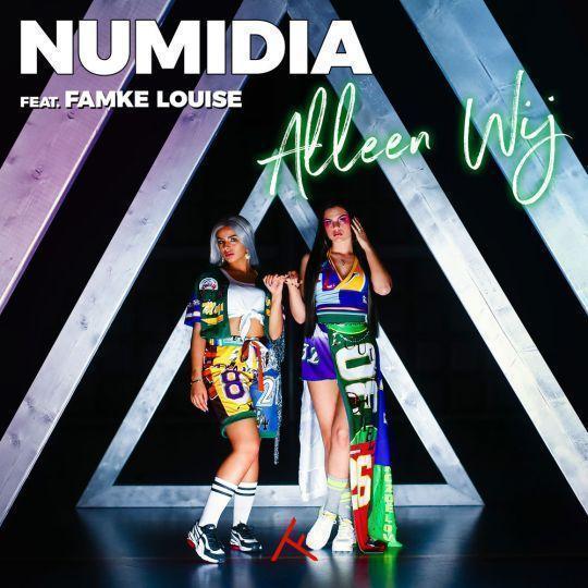 Coverafbeelding Numidia feat. Famke Louise - Alleen wij