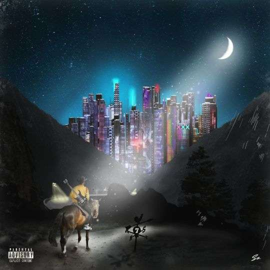 Coverafbeelding Lil Nas X & Cardi B - Rodeo