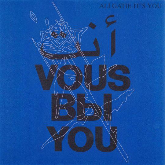 Coverafbeelding Ali Gatie - It's You