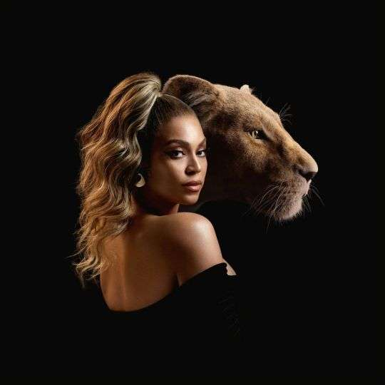 Coverafbeelding Spirit - Beyoncé