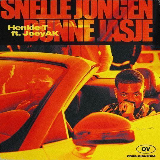 Coverafbeelding Snelle Jongen Dunne Jasje - Henkie T Ft. Joeyak