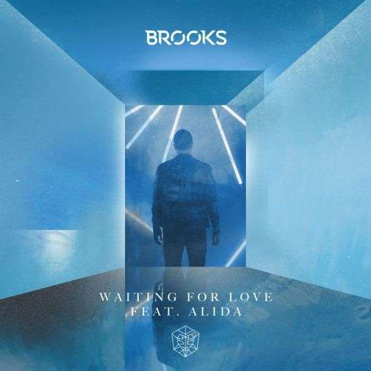 Coverafbeelding Waiting For Love - Brooks Feat. Alida