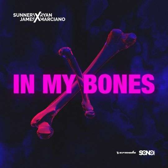 Coverafbeelding Sunnery James x Ryan Marciano - In My Bones