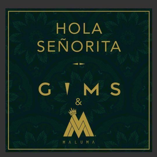 Coverafbeelding Maitre Gims & Maluma - Hola señorita