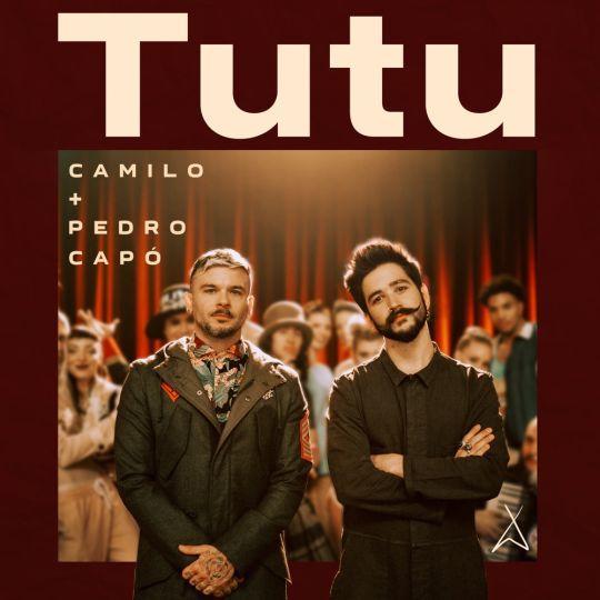 Coverafbeelding Camilo, Shakira & Pedro Capo - Tutu (remix)