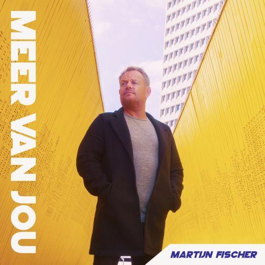Coverafbeelding Martijn Fischer - Meer van jou