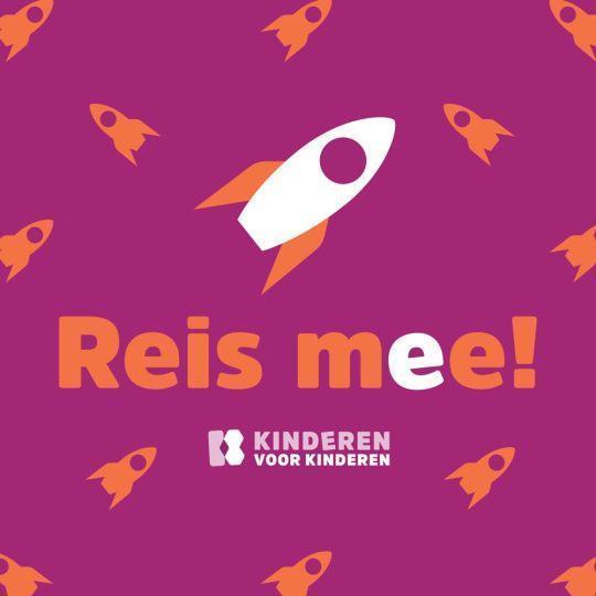 Coverafbeelding Kinderen Voor Kinderen - Reis mee