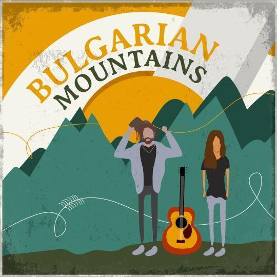 Coverafbeelding Thomas Oliver - Bulgarian mountains