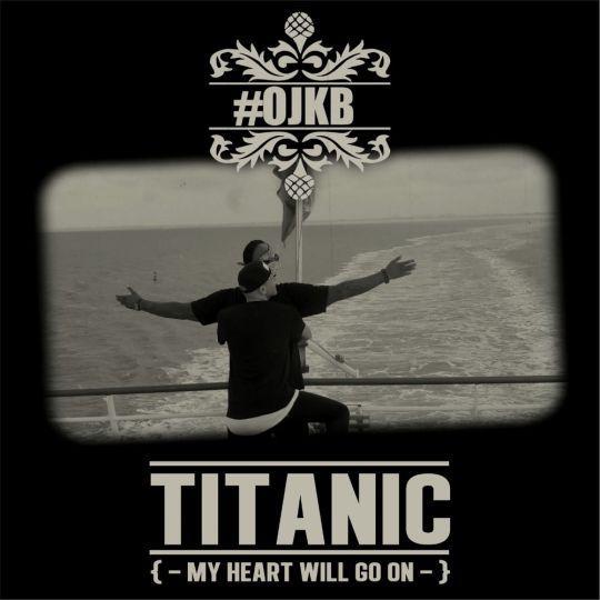 Coverafbeelding OJKB - Titanic (My heart will go on)