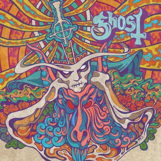 Coverafbeelding Ghost - Kiss the go-goat