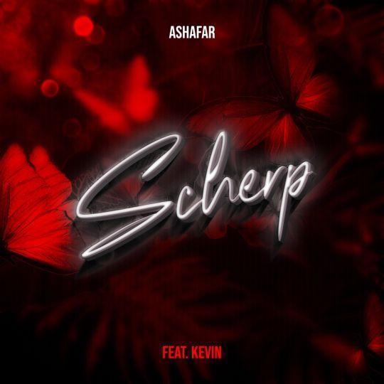 Coverafbeelding Scherp - Ashafar Feat. Kevin