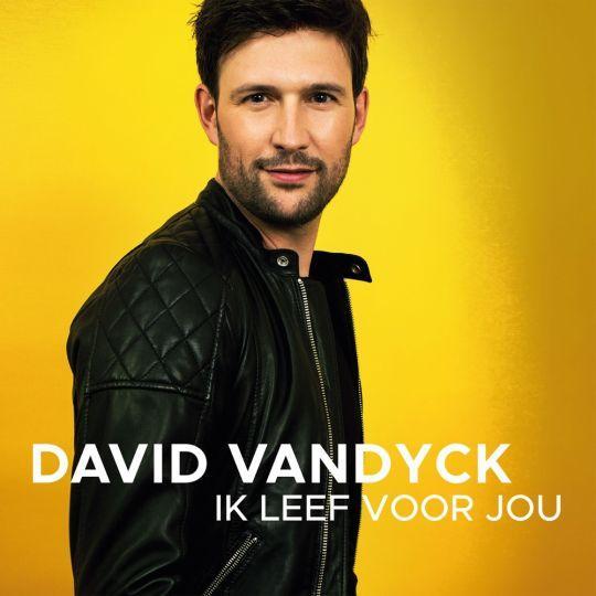 Coverafbeelding David Vandyck - Ik Leef Voor Jou