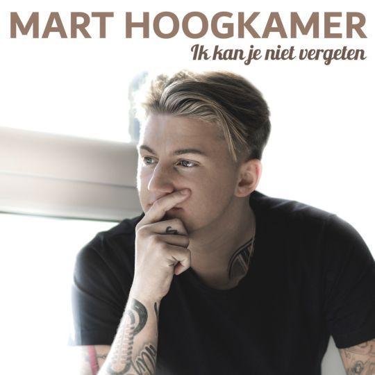 Coverafbeelding Mart Hoogkamer - Ik Kan Je Niet Vergeten
