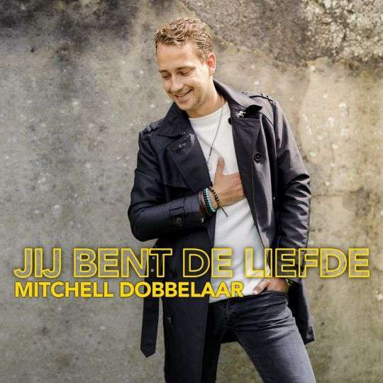 Coverafbeelding Mitchell Dobbelaar - Jij Bent De Liefde