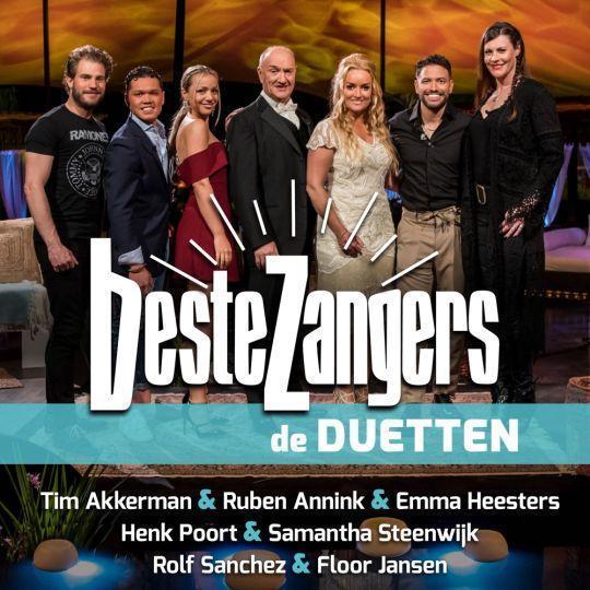 Coverafbeelding Henk Poort & Emma Heesters - Vivo Per Lei