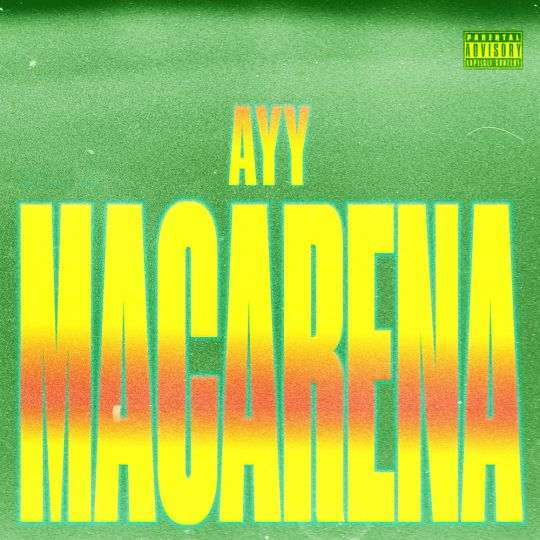 Coverafbeelding Tyga - Ayy macarena