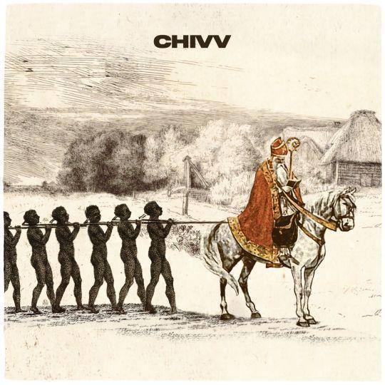 Coverafbeelding Chivv - Expose Zwarte Piet