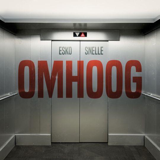 Coverafbeelding Omhoog - Esko & Snelle