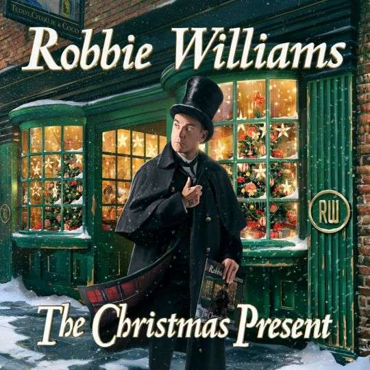 Coverafbeelding Time For Change - Robbie Williams