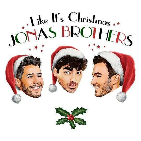 Coverafbeelding Like It's Christmas - Jonas Brothers