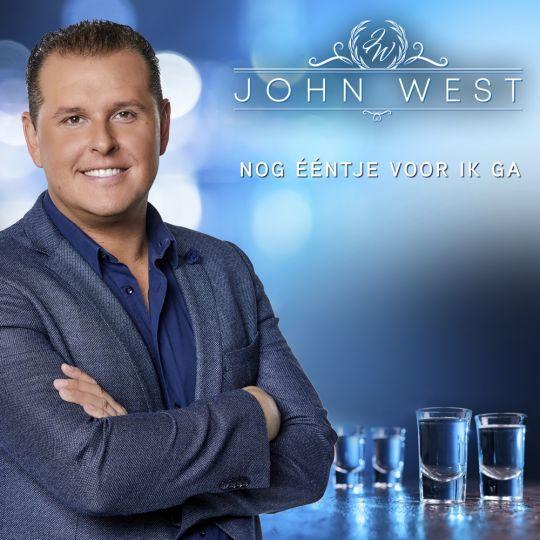 Coverafbeelding John West - Nog Ééntje Voor Ik Ga
