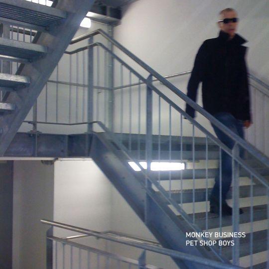 Coverafbeelding Pet Shop Boys - Monkey business