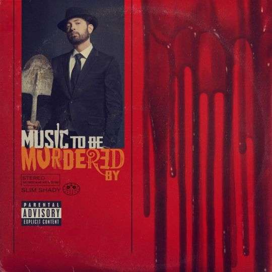 Coverafbeelding Eminem feat. Juice Wrld - Godzilla