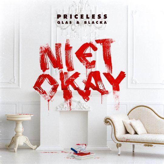 Coverafbeelding Priceless & Qlas & Blacka - Niet Okay