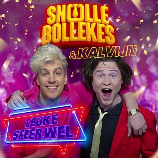 Coverafbeelding Leuke Sfeer Wel - Snollebollekes & Kalvijn
