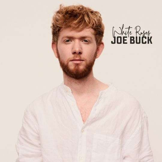 Coverafbeelding White Roses - Joe Buck