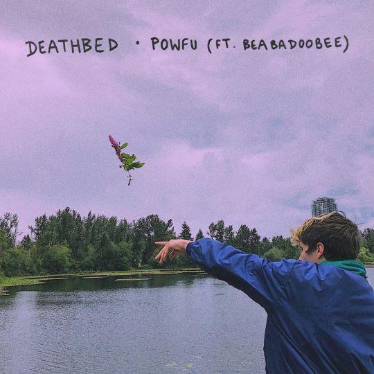 Coverafbeelding Powfu feat. Beabadoobee - Death bed