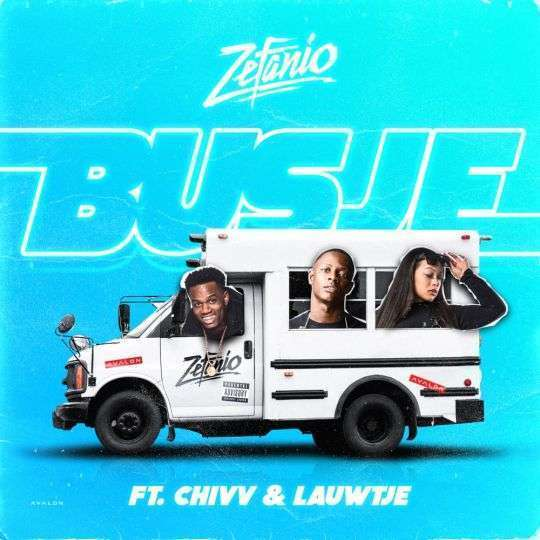 Coverafbeelding Zefanio ft. Chivv & Lauwtje - Busje
