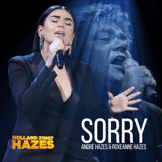 Coverafbeelding Sorry - Holland Zingt Hazes - André Hazes & Roxeanne Hazes
