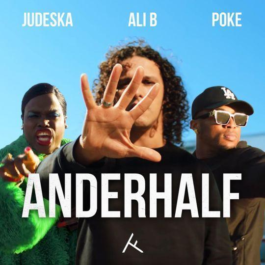 Coverafbeelding Anderhalf - Ali B Feat. Poke & Judeska