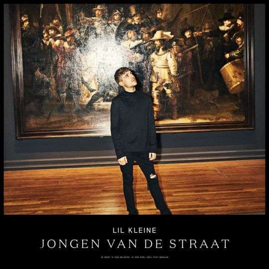 Coverafbeelding Jongen Van De Straat - Lil Kleine