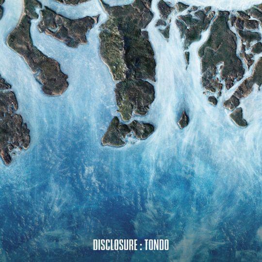 Coverafbeelding Disclosure - Tondo
