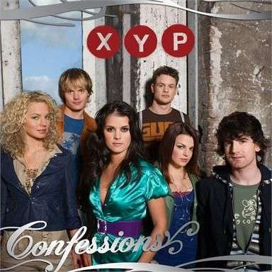 Coverafbeelding XYP - Confessions