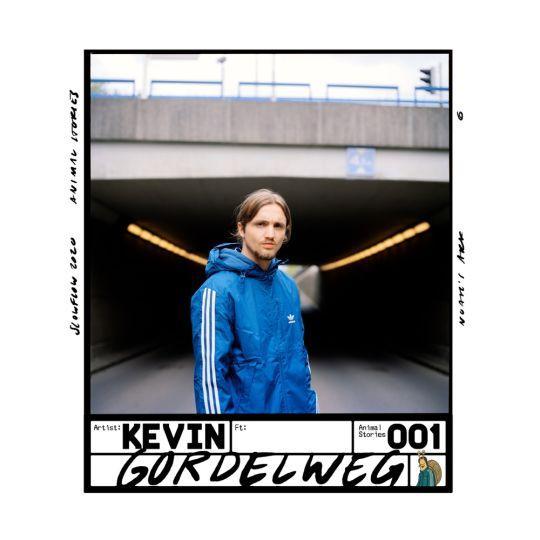 Coverafbeelding Gordelweg - Kevin
