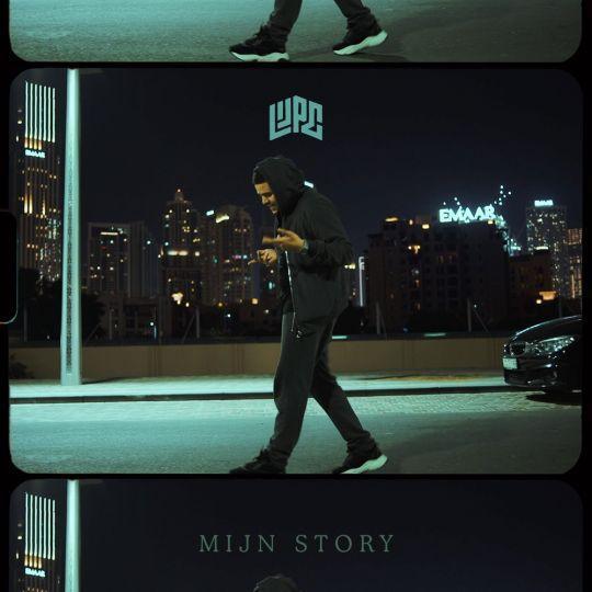 Coverafbeelding Lijpe - Mijn Story