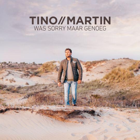 Coverafbeelding Was Sorry Maar Genoeg - Tino//martin