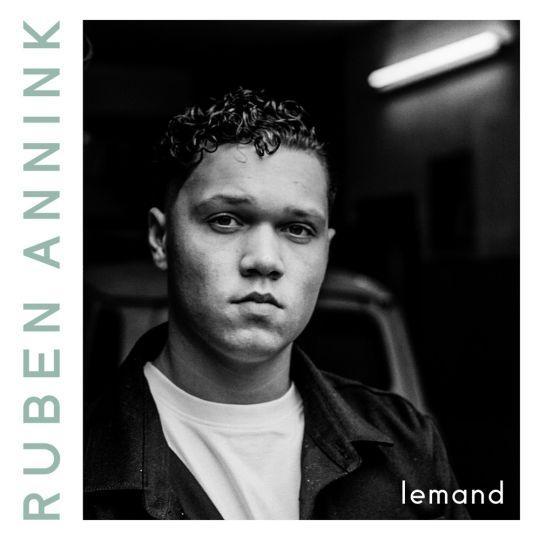 Coverafbeelding Ruben Annink - Iemand