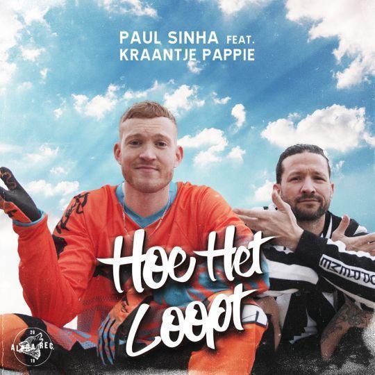 Coverafbeelding Hoe Het Loopt - Paul Sinha Feat. Kraantje Pappie