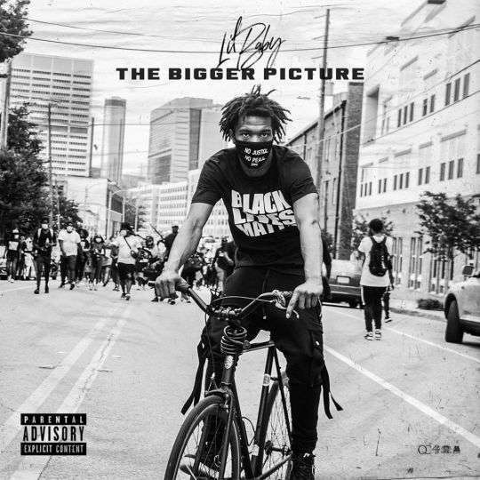 Coverafbeelding Lil Baby - The Bigger Picture