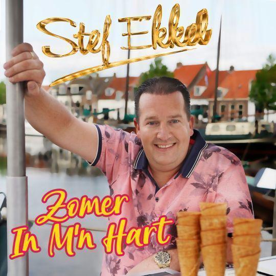 Coverafbeelding Stef Ekkel - Zomer In M'n Hart