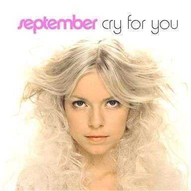 Coverafbeelding September ((SWE)) - Cry For You