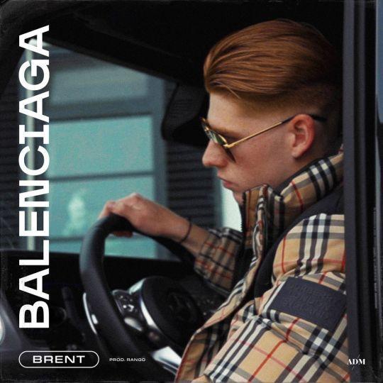 Coverafbeelding Brent - Balenciaga