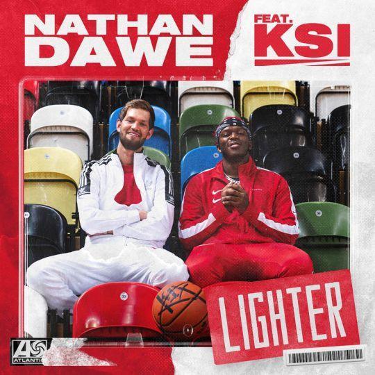 Coverafbeelding Nathan Dawe feat. KSI - Lighter