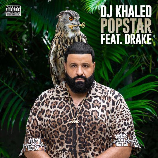 Coverafbeelding Popstar - Dj Khaled Feat. Drake